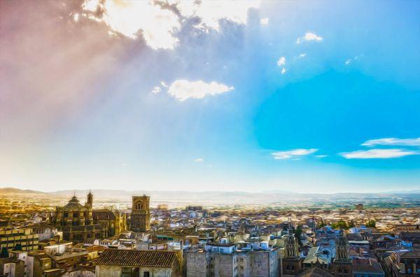Město Granada