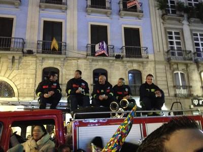 Bomberos – hasiči